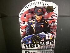 Insert Brian Vickers #83 Red Bull Wheels High Gear 2008 Card #DR 23/27 DRIVEN