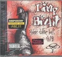 LIMP BIZKIT - THREE DOLLAR BILL Y'ALL [PA] NEW CD