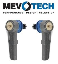 NEW For Chevy Avalanche Hummer H2 Pair Set of Front Outer Tie Rod Ends Mevotech
