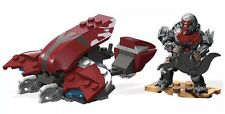 Mega Brands Halo-Banished Ghost Rush Vehicle with Brute Action Figure DXF01
