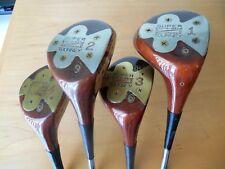MacGregor Toney Penna Super Eye O Matic Woods Set, Driver, 2W 3W 4W Golf Clubs