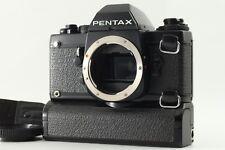 【NEAR MINT+++】 Pentax LX LATE MODEL 35mm SLR Film Camera Body FA-1,Winder B346