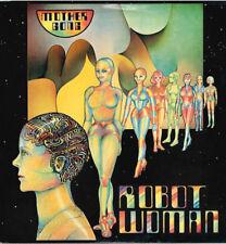 Mother Gong - Robot Woman   LP VG+++