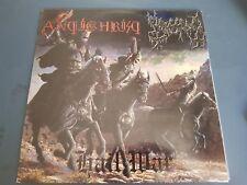 Antichrist / Vassago ORIG1PRESS LP gorgoroth bathory entombed darkthrone