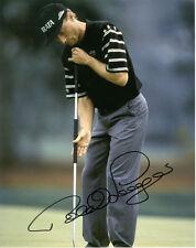 BERNHARD LANGER Golf Signed Original Autographed 8x10 Photo COA #2