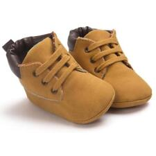 Baby Toddler Soft Sole Leather Anti-slip Shoes Infant Boy Girl Comfortabr Shoes
