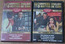 Chapeau Melon & Bottes de cuir, saison 5 volume 1 & saison 6 volume 1, 2 DVD