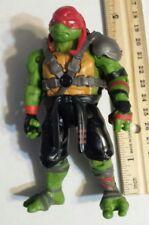 5 Inch Rafael action figure used Loose Teenage Mutant Ninja Turtles NT10