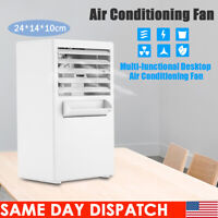Portable Air Conditioner Conditioning Humidifier Cooler Fan Air Cooling System