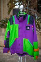 Vintage 90s The North Face Tonar Ultrex Mountain Jacket Color Block GoreTex L