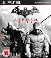 PlayStation 3 : Batman: Arkham City - Robin Edition (PS3 VideoGames