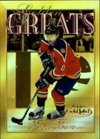 2000-01 Topps Gold Label Golden Greats #GG1 Pavel Bure - NM-MT