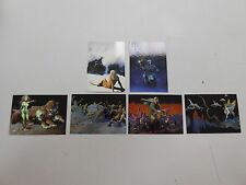 1995 L. Ron Hubbard More than Battlefield Earth Chase/subset/Medallion Card Lot!