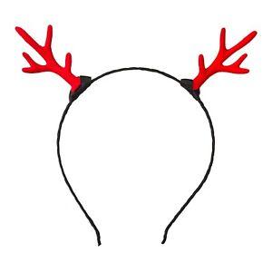 Christmas Antler Headband Hair Band Xmas