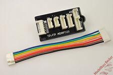 Balancer Adapterplatine 2S - 6S von FTP / TP auf JST - XH  z.B. Flight Power