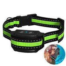 Waterproof Rechargeable Anti Bark No Barking Collar Electric Dog Shock Collar