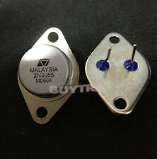 Small Light 1PC 2N3055 TO-3 NPN AF Amp Audio Power Transistor 15A/60V  good GU