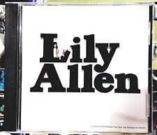 The Fear by Lily Allen (CD_Promo Single, Capitol 2009)