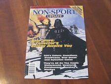 "August/September 1995 ""Non-Sport Update"" Volume 6 No. 4 Issue"