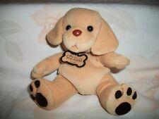 Enesco My Best Friend Brown Labrador Dog With Tag Karen Hahn Designer