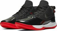 Nike Lebron Witness 3 III PRM Black/Red Bred Mens Basketball Shoes All NEW