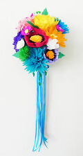 Large Bridal Bouquet -Mexican Crepe Paper Flowers - We make special orders