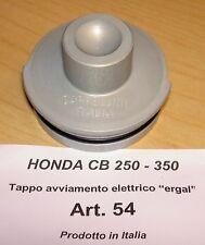 Honda CB250 CB350 Cappellini #54 crank case plug when starter motor is removed