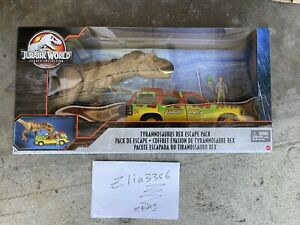 Jurassic World Legacy Collection Target Tyrannosaurus Escape Pack IN HAND NEW