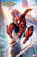 Amazing Spider-Man 56 COVER B TAN VAR MARVEL COMICS 1/6/2021 PRESELL HOT NEW!!!