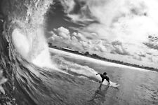 """Andy Irons in Bali 8x12"""" Photo by Pete Frieden"""