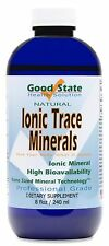 Good State - Liquid Ionic Trace Minerals (120 Servings At 100mg) (8 fl oz)