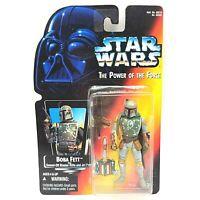 Kenner Star Wars Boba Fett POTF Action figure With Sawed off Blaster w/Jet Pack