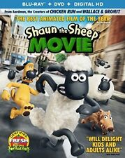 Shaun the Sheep Movie [New Blu-ray]