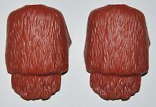 19592 Capa piel marrón 2u playmobil,layer,strato,cloak,celta,celt,galo