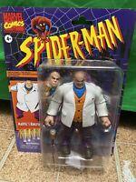 "Hasbro Marvel Legends Spider-Man 6"" Retro Kingpin Action Figure"