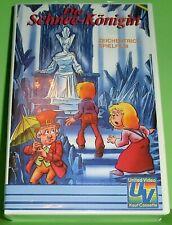 Die Schnee-Königin (VHS Kassette) Zeichentrick-Spielfilm