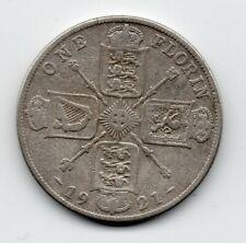 Great Britain - Engeland - 2 Shilling / 1 Florin 1921