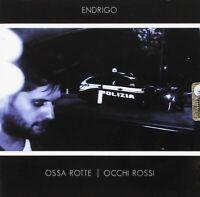 Endrigo - Ossa Rotte Occhi Rossi (cd promo per la stampa)