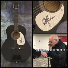 GFA Peter, Paul and Mary * PETER YARROW * Signed Acoustic Guitar PROOF AD3 COA