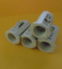 Dimplex Electric Fire Element Socket Connectors Pack of 4