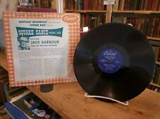 "Jack Barbour, Square Dancing with no calls, Capitol 78"", DAS-4048, G/G+"