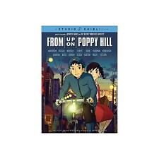 DVD: From Up on Poppy Hill, Gorô Miyazaki. Good Cond.: Beau Bridges, Chris Noth,