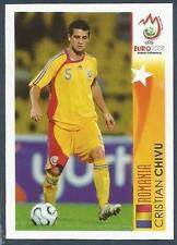 PANINI EURO 2008- #479-ROMANIA-CRISTIAN CHIVU IN ACTION