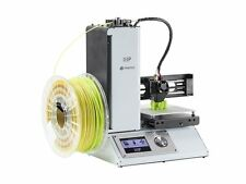 Mini 3D Printer Complete Kit Heated Build Plate Micro SD Card Desktop Portable