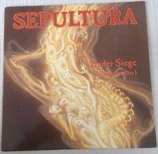 SEPULTURA - UNDER SIEGE (REGNUM IRAE) RO 2424-6