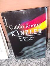 Kanzler, von Guido Knopp, aus dem C. Bertelsmann Verlag