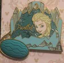 Disney ELSA Princess Eau de Magique NOVEMBER JEWELED PERFUME BOTTLE LE Pin