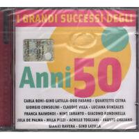 AA.VV. CD I Grandi Successi Degli Anni 50 / Warner 050467-9594-2-2 Sigillato
