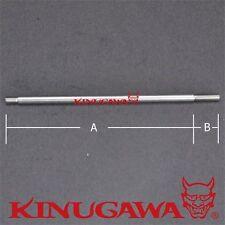 Kinugawa einstellbar Billet turbo-stellantrieb Stange 200mm gerade End / M6
