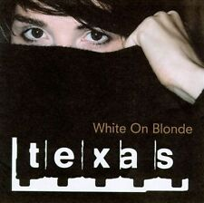 Audio CD White on Blonde - TEXAS - Free Shipping